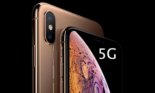 iPhone 2020 có thể dùng chip 5G do Qualcomm cung cấp. Ảnh: 9to5mac.