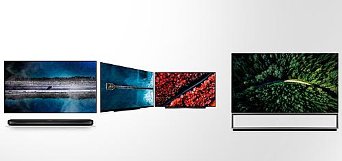 Dòng OLED của LG có thêm Z9 màn hình 8K 88 inch.