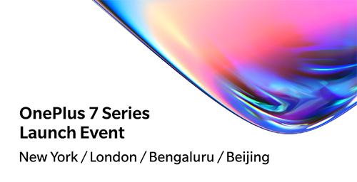 Thư mười sự kiện ra mắt OnePlus 7.