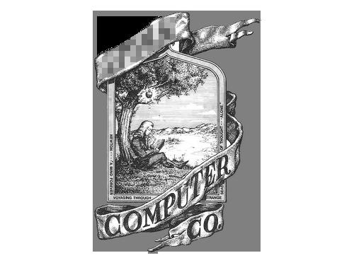 Logo năm 1976 của một hãng công nghệ nổi tiếng, đó là hãng nào?A. AppleB. SamsungC. Amazon