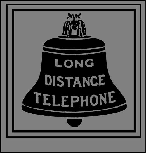 Logo năm 1889 của một nhà mạng tại MỹA. AT&TB. Verizon