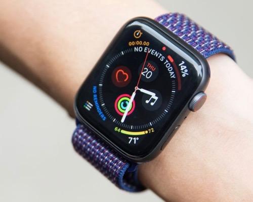 Apple Watch series 4 tân trang xuất hiện với giá rẻ hơn 100 USD