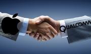Qualcomm 'đút túi' hơn 4,5 tỷ USD sau khi làm hòa với Apple