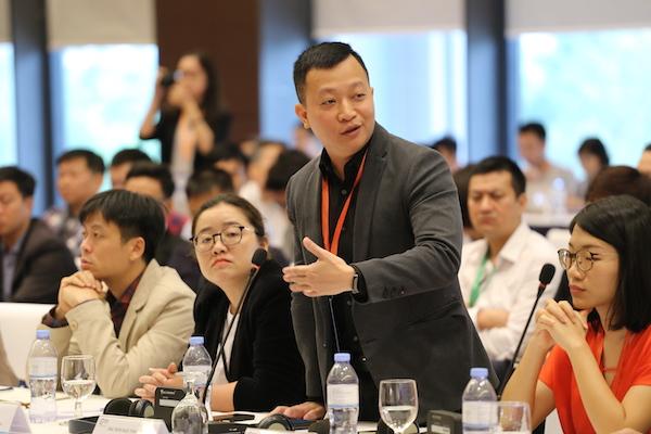 Ông Trần Ngọc Thái Sơn, Sáng lập - CEO Tiki