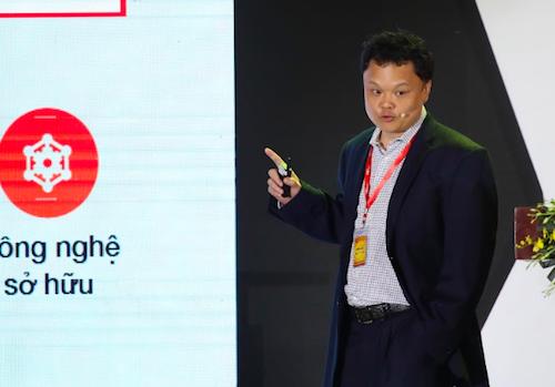 Ông Nguyễn Thế Tân, Giám đốc VCCorp.