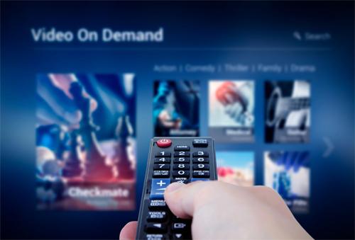 Dịch vụ video theo yêu cầu đang nở rộ tại châu Á. Ảnh: CNBC.