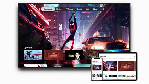 Ngoài xem các nội dung trên kho của Apple, TV của Samsung cũng có thể dùng Air Play để chuyển hình ảnh từ iPhone, iPad sang màn hình lớn.