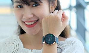 Galaxy Watch Active - smartwatch màn hình đẹp, nhỏ gọn