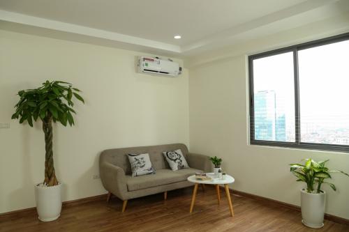 Căn hộ chung cư tiến hành thử nghiệm tại Hà Nội.
