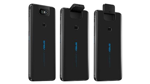 Asus ra mắt Zenfone 6 với camera lật tự động