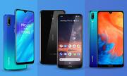 Ba smartphone giá rẻ dưới 4 triệu đồng đọ sức