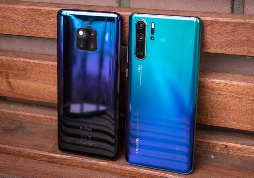 Huawei cho biết vẫn nâng cấp smartphone của mình như bình thường. Ảnh: Anandtech.