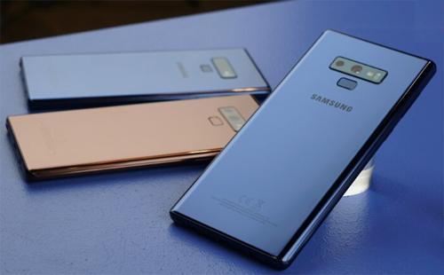 Galaxy Note 10 được dự đoán có camera đột phá. Ảnh: IndiaToday.