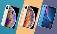 iPhone XS, XS Max, XR liên tục giảm giá ở Việt Nam