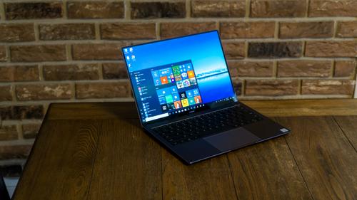 Huawei MateBook X Pro. Ảnh: Techradar.