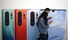 Người dùng châu Á đang bán tháo điện thoại Huawei