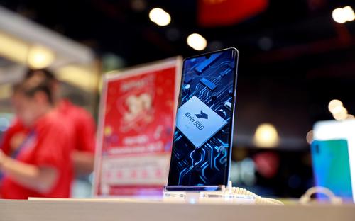 Chip Kirin trên smartphone Huawei đang sử dụng kiến trúc ARM. Ảnh: Engadget.