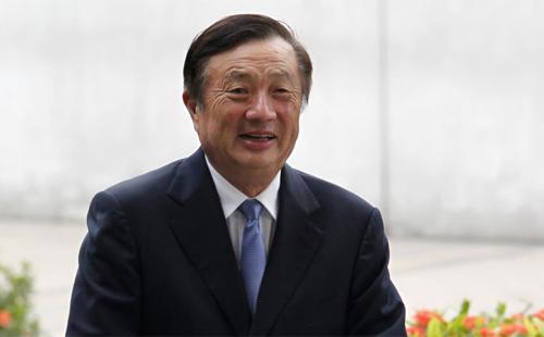 Kết quả hình ảnh cho Ông chủ Huawei: 'Mỹ đi sau về công nghệ nên tấn công chúng tôi'