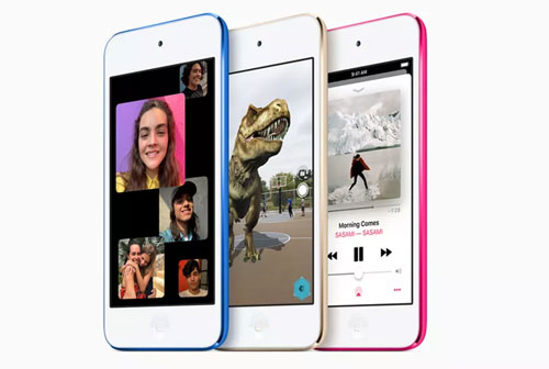 iPod Touch 2019.,
