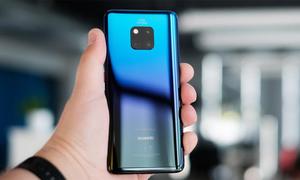Huawei ra mắt hệ điều hành thay thế Android cuối năm 2019