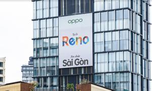 Oppo Reno sẵn sàng ra mắt người dùng Việt