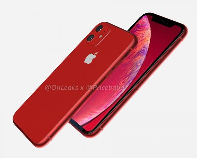 iPhone XR 2019 lộ màu mới