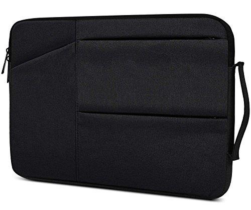 Túi chống sốc laptop Casebuy có đến 6 lựa chọn màu sắc từ trung tính như đen, xám đến nữ tính như hồng, hồng nhạt.