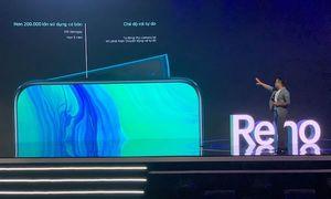 Oppo Reno ra mắt Việt Nam với camera zoom 10x, giá 20,99 triệu đồng