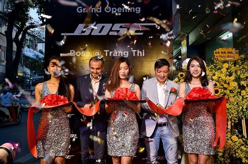 Bose mở store lớn nhất Việt Nam tại Hà Nội - 1