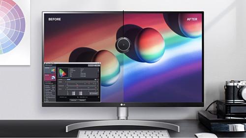 LG Graphic Design - Màn hình chuyên dụng cho dân đồ họa -