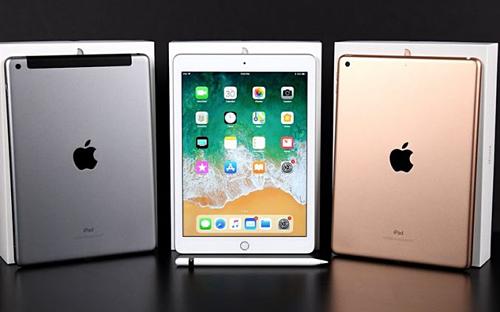 Những mẫu iPad đời cũ nhưng giá rẻ phổ biến trên thị trường xách tay hơn model đời mới.