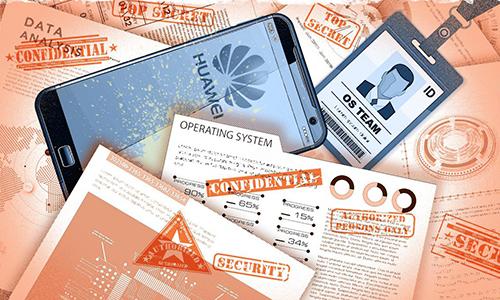 Từ 2012, Huawei đã lên phương án trong trường hợp bị Mỹ cấm vận.