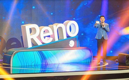 Oppo Reno series có buổi trình làng chính thức ở thị trường Việt Nam trong sự kiện diễn ra vào chiều nay (6/6) tại TP HCM.