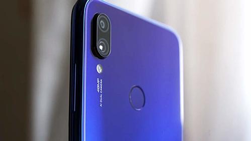 Redmi Note 7 là smartphone có camera cao nhất của Xiaomi hiện nay, 48 megapixel. Ảnh: theindianwire