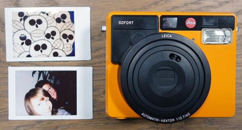 Giấy in ảnh nhiệtcủa có giá từ 15.000 đồng đến 20.000 đồng mỗi tấm. Các model như Leica Sofort hay Fujifilm Instax sử dụng cùng chuẩn giấy in.