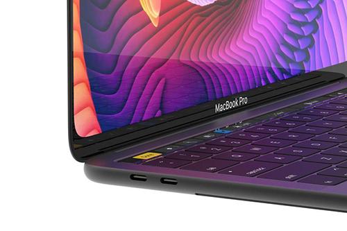 Concept MacBook Pro 16 inch.