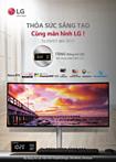LG UltraWide tỷ lệ 21:9 tối ưu công việc đồ họa - 2