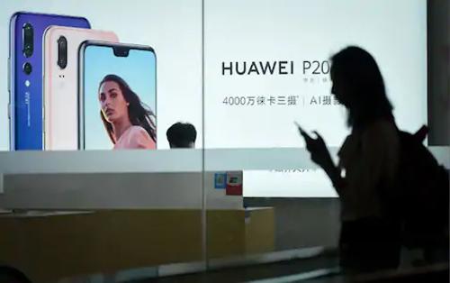 Huawei có thể khôi phục kinh doanh khi Mỹ gỡ lệnh cấm. Ảnh: Telegraph.