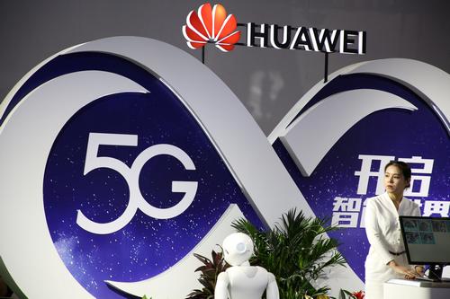 Huawei đang dẫn đầu về công nghệ 5G.