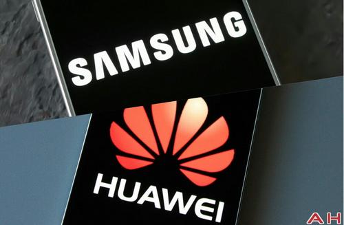Samsung không được lợi nhiều khi Mỹ cấm Huawei. Ảnh: AH.