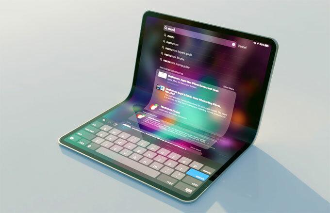 Apple đang phát triển iPad 5G màn hình gập
