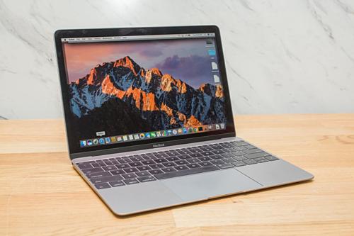 Macbook 12 inch. Nguồn: Cnet.
