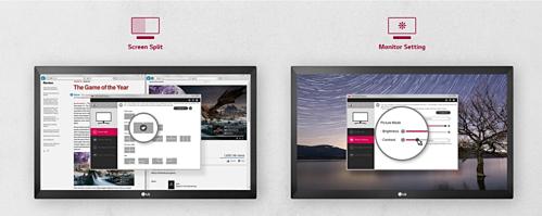 Phần mềm OnScreen Control được LG cung cấp miễn phí cho khách hàng.