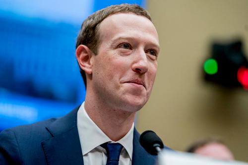 CEO Facebook Mark Zuckerberg. Ảnh: Business Insider.