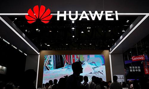 Sau lệnh cấm, Huawei có thể tiếp tục mua hàng hóa từ các công ty Mỹ. Ảnh: ABCNews