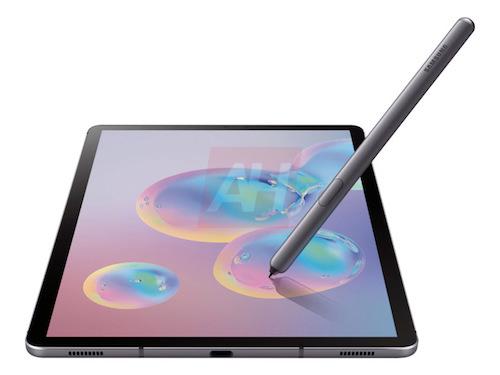 Samsung sắp ra tablet cạnh tranh với iPad Pro - 1
