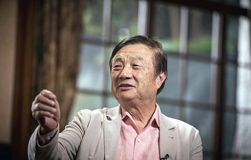 CEO Huawei Nhậm Chính Phi.