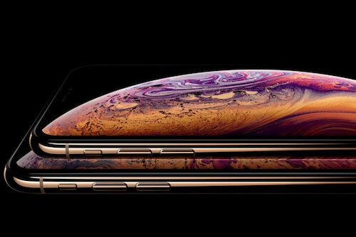 Hiện nay các mẫu iPhone mới đều dùng màn hình OLED do Samsung cung cấp.