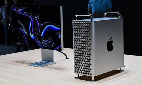 Máy tính Mac Pro. Ảnh: Verge