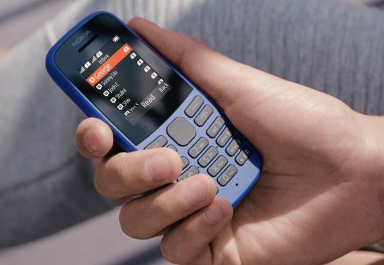 Nokia 105 phiên bản 2019.